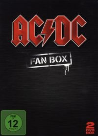 Cover AC/DC - Fan Box [DVD]